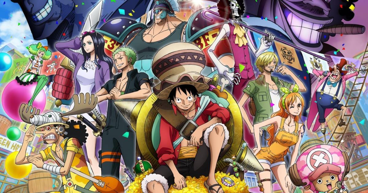 One Piece Stampede Il Film 2019