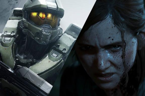 I protagonisti di Halo e The Last of Us
