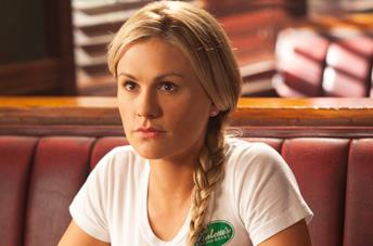 Sookie Stackhouse in una scena di True Blood