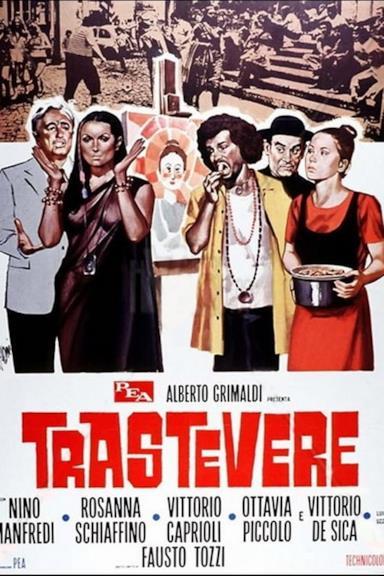Poster Trastevere