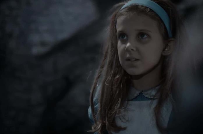 Millie Bobby Brown è Alice