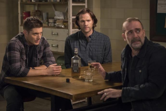 Supernatural: Dean, Sam e John Winchester di nuovo insieme