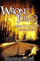 Poster Wrong Turn 2 - Senza via di uscita