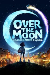 Poster Over the Moon - Il fantastico mondo di Lunaria
