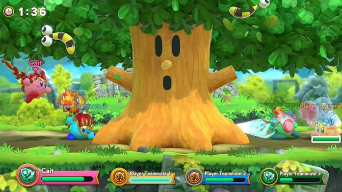 Super Kirby Clash Switch