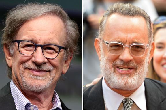 Steven Spielberg e Tom Hanks a due eventi ufficiali