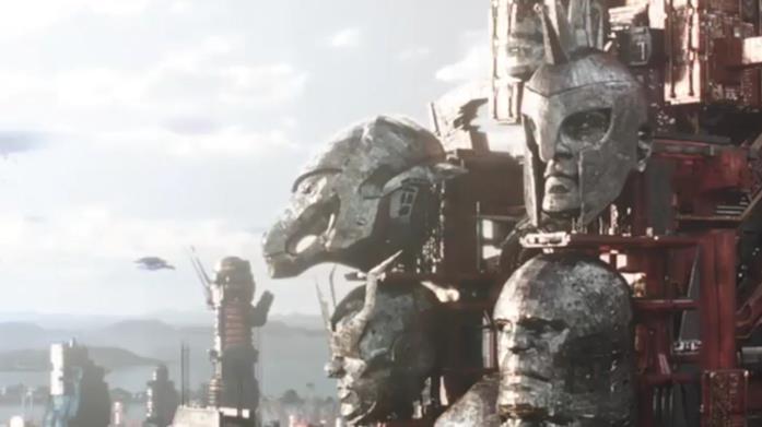 La torre del Gran Maestro in Thor: Ragnarok