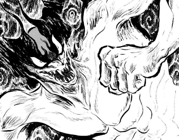 Go Nagai disegna Devilman