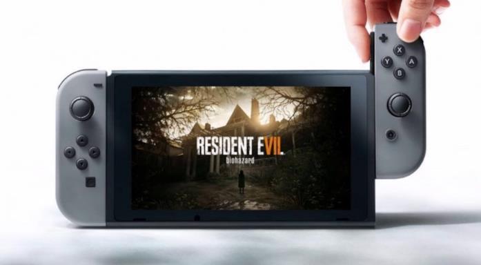 Resident Evil 7 approda sulla console ibrida di Nintendo