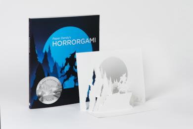 Paper Dandy's Horrorgami: 20 Gruesome Scenes to Cut and Fold