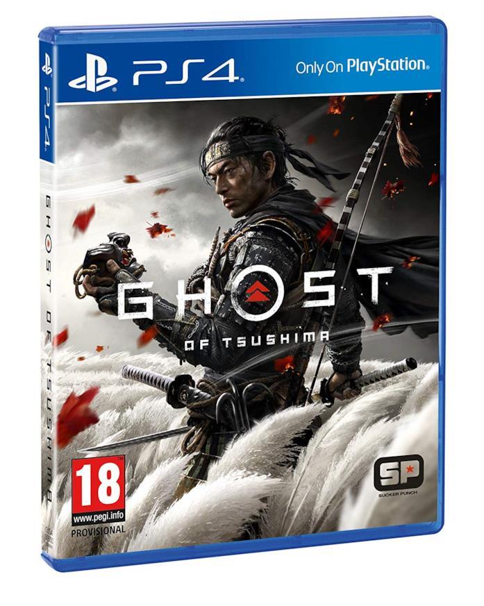 Ghost of Tsushima in uscita il 26 giugno 2020 su PS4