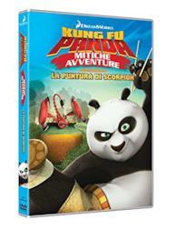 Kung Fu Panda: Mitiche Avventure - La puntura di Scorpion (DVD)