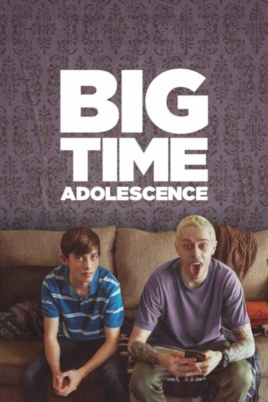 Poster Big Time Adolescence