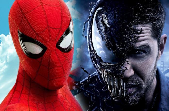 Spider-Man nel MCU e Venom nell'omonimo film