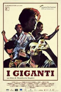 Poster I giganti