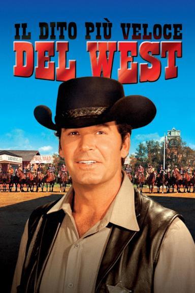 Poster Il dito più veloce del West