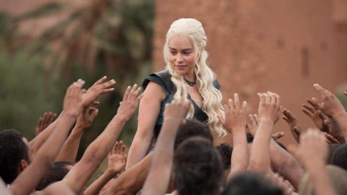 L'accalmazione di Daenerys