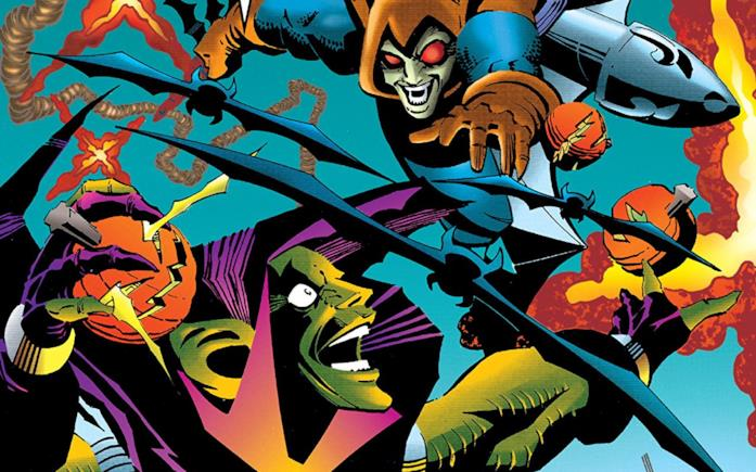 Cover di Green Goblin #2