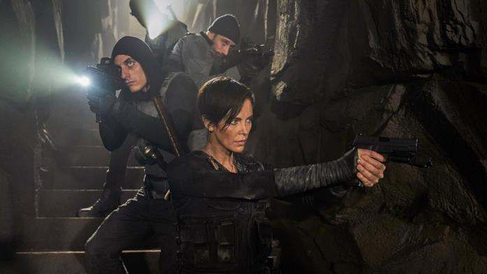 Un'immagine del film The Old Guard