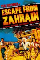 Poster Fuga da Zahrain