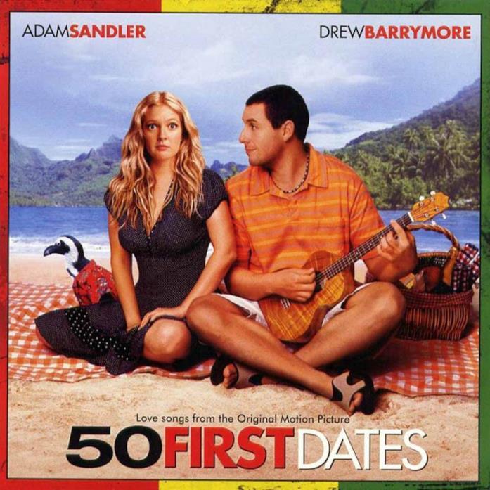 La colonna sonora di 50 volte il primo bacio