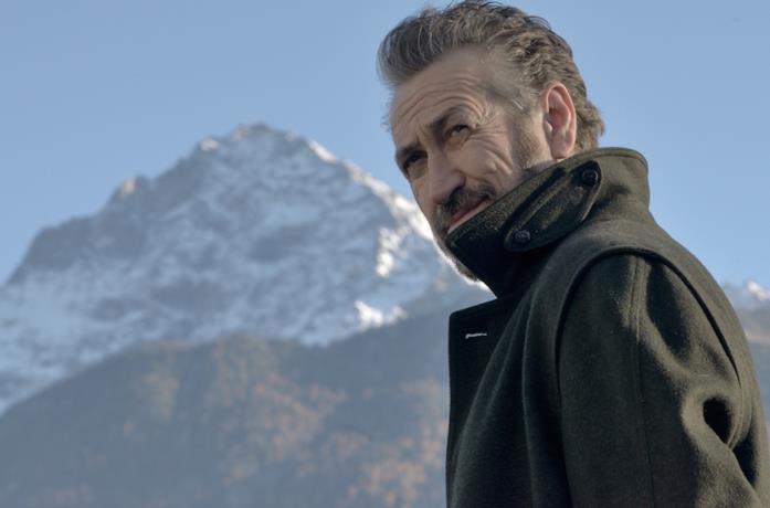 Rocco Schiavone e la montagna
