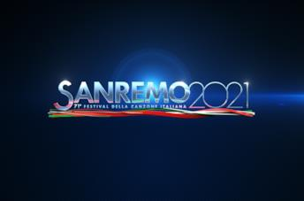 Il logo di Sanremo 2021