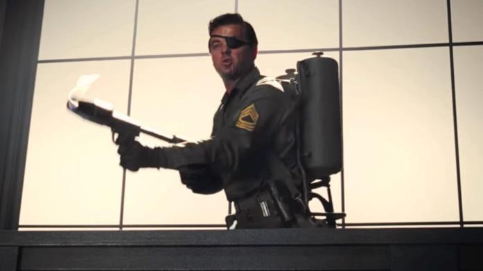 Leonardo DiCaprio usò un vero lanciafiamme sul set