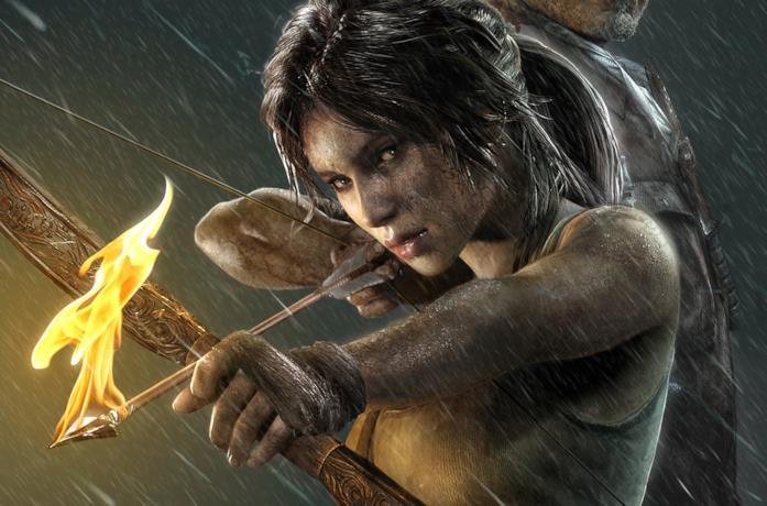 Lara Croft nella trilogia reboot di Tomb Raider
