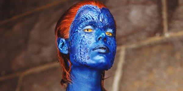 Rebecca Romijn-Raven Darkhölme / Mystica
