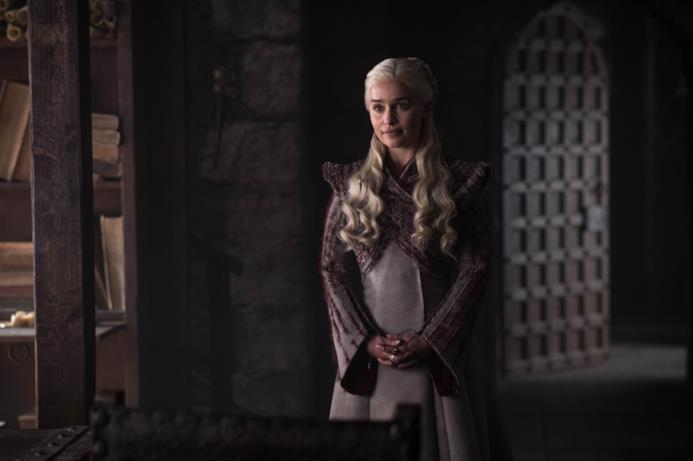 Daenerys Targaryen in GoT 8x02