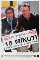 Poster 15 minuti - Follia omicida a New York