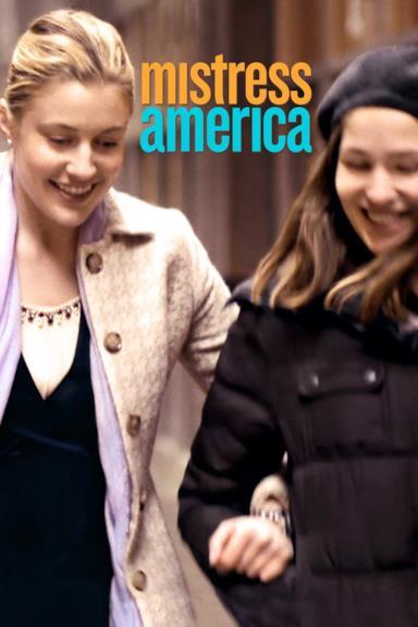 Poster Mistress America