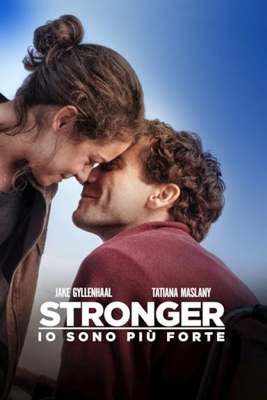 Poster Stronger - Io sono più forte