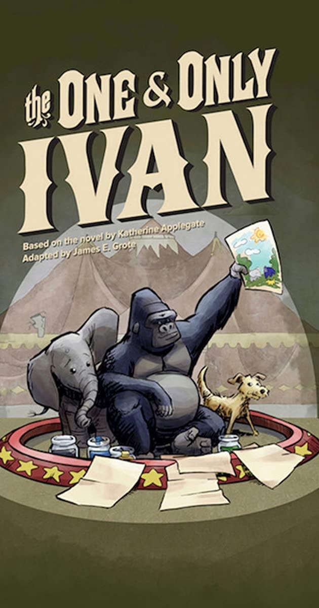 Il gorilla Ivan e il suo amico elefante