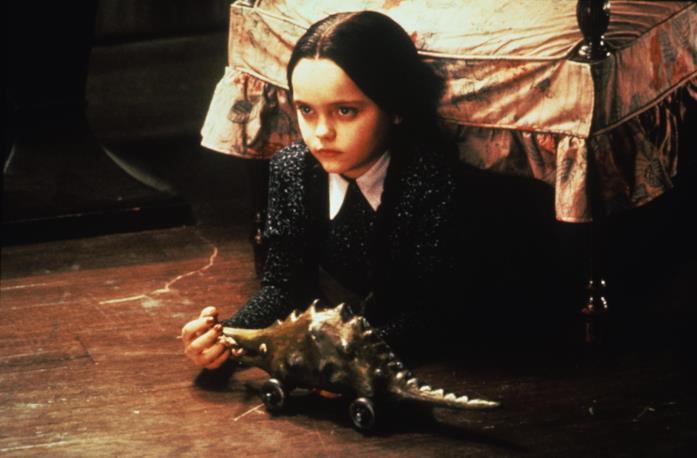 Christina Ricci nel film La famiglia Addams