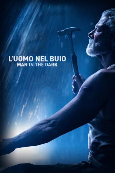 Poster L'uomo nel buio - Man in the Dark