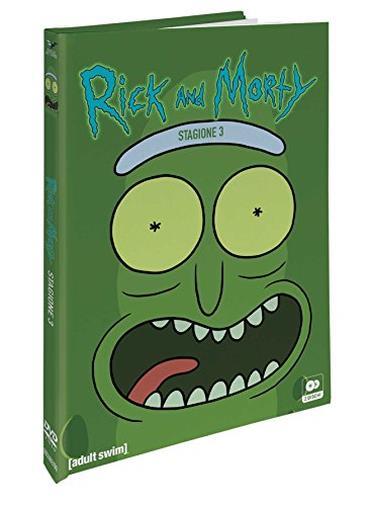 Rick And Morty Stg.3 (Box)