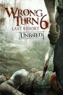 Poster Wrong Turn 6 - Last Resort