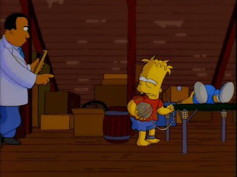 Il gemello di Bart