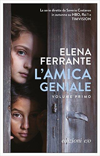 Cover del secondo volume de l'Amica Geniale