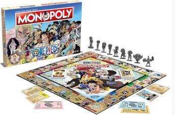 One Piece: il Monopoly ispirato all'opera di Oda