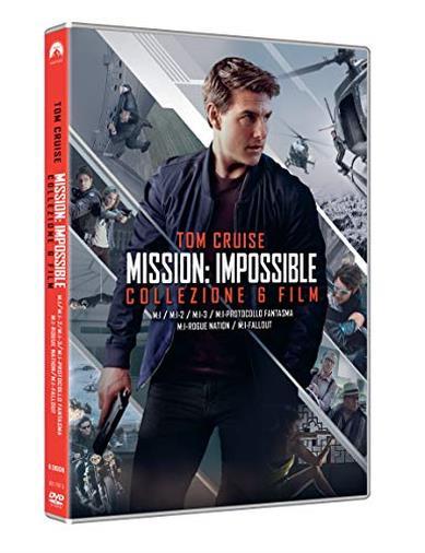 Cofanetto DVD di Mission: Impossible: Film 1-6