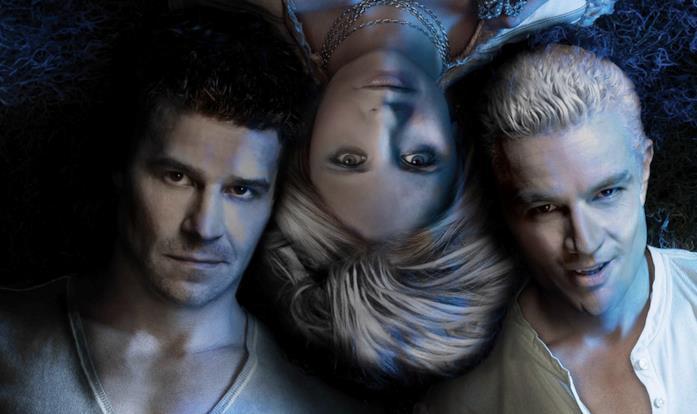 Buffy tra Spike e Angel