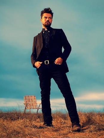 Jesse Custer nella serie TV Preacher