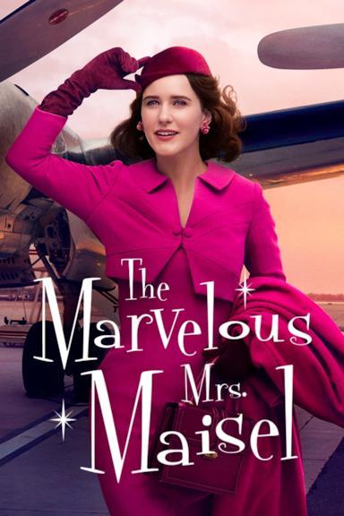 Poster La fantastica signora Maisel