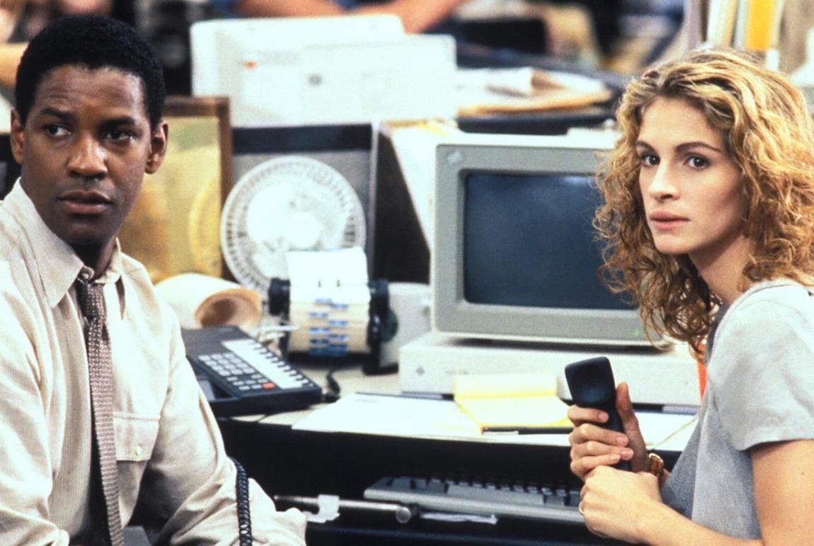 Denzel Washington e Julia Roberts
