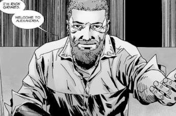 I fumetti di The Walking Dead censurati in una scuola americana