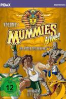 Poster Mummies Alive! - Quattro mummie in metropolitana