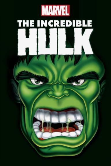 Poster L'Incredibile Hulk TAS